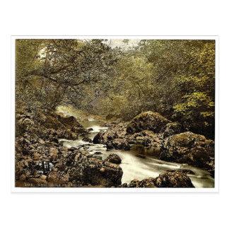 En el Dargle Co obra clásica Photoc de Wicklow Tarjetas Postales