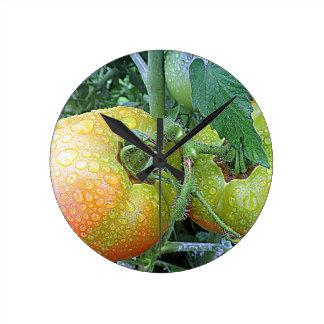 En el diseño local de la foto de la tienda de los  reloj de pared