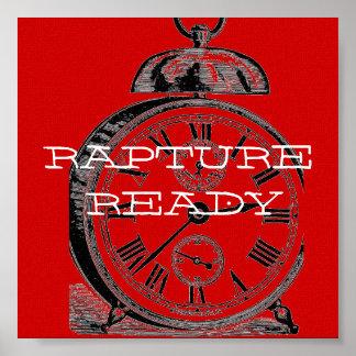 ¡En el éxtasis del reloj… listo! Impresiones