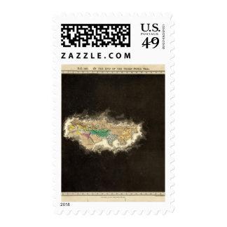En el final de la tercera guerra púnica 146 A.C. Sellos Postales