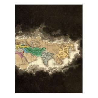 En el final de la tercera guerra púnica 146 A.C. Tarjeta Postal