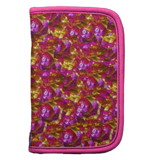 En el folio rosado planificador