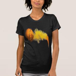 En el fuego camisetas