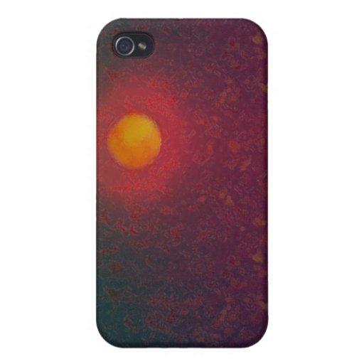 ¡En el Funda-Personalizar del iPhone de la puesta  iPhone 4/4S Carcasa