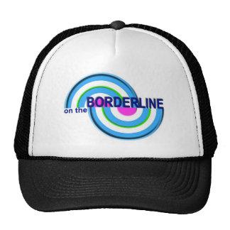 En el gorra de la frontera-- nuevo logotipo