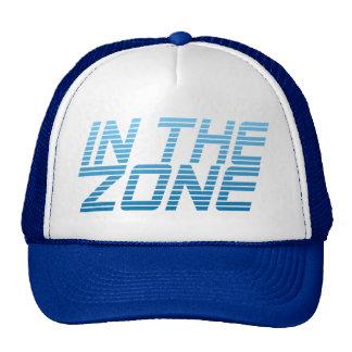 EN el gorra del personalizado de la ZONA
