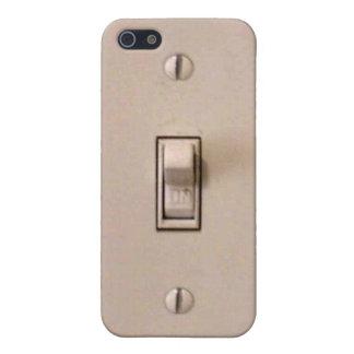 EN el interruptor iPhone 5 Protectores