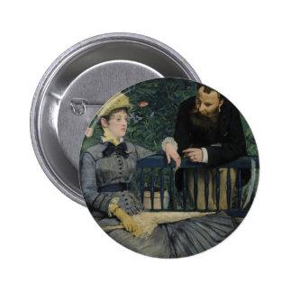En el invernadero - 1878 - 1879 de Eduardo Manet Pin