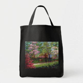En el jardín de la azalea bolsas