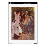 En el jardín por Renoir Calcomanía Para Consola PS3