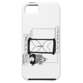 ¡En el juego de la vida… no hay descansos! iPhone 5 Protector