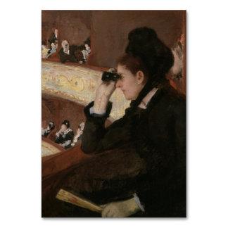 En el Loge de Mary Cassatt