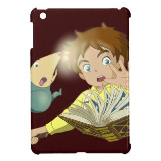 """En el mini caso del iPad de """"otro mundo"""""""