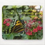 En el momento en que Caterpillar pensó… Alfombrilla De Raton