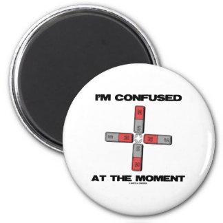 En el momento me confunden (el momento de tetrapol iman