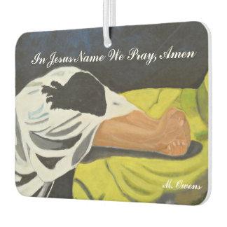 En el nombre de Jesús rogamos, Amen ambientador de