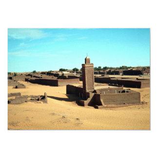 En el oasis de Salah, el más caliente del Sáhara, Comunicados Personales