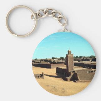 En el oasis de Salah, el más caliente del Sáhara,  Llaveros Personalizados