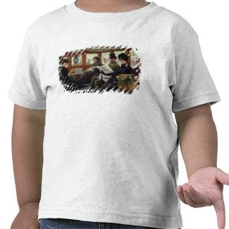 En el Omnibus 1880 Camiseta