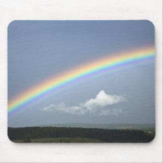 En el otro lado del arco iris mousepads