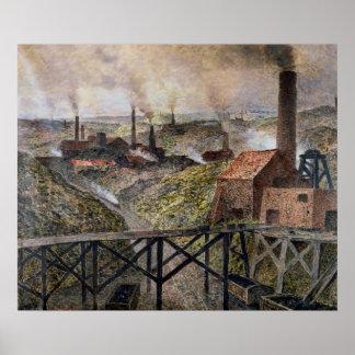 En el País Negro, 1890 Impresiones