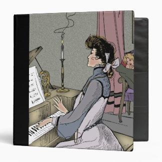 """En el piano carpeta 1 1/2"""""""