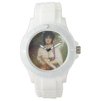 En el pozo relojes de pulsera