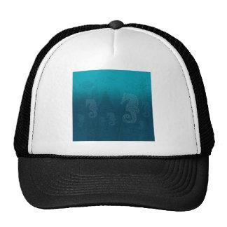 En el profundo gorra