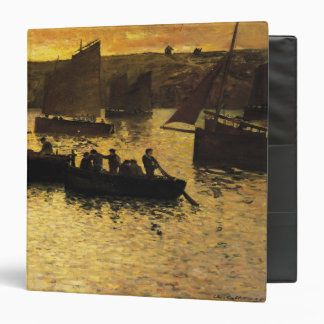 """En el puerto, 1895 carpeta 1 1/2"""""""