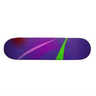 En el purpúreo claro patinetas personalizadas