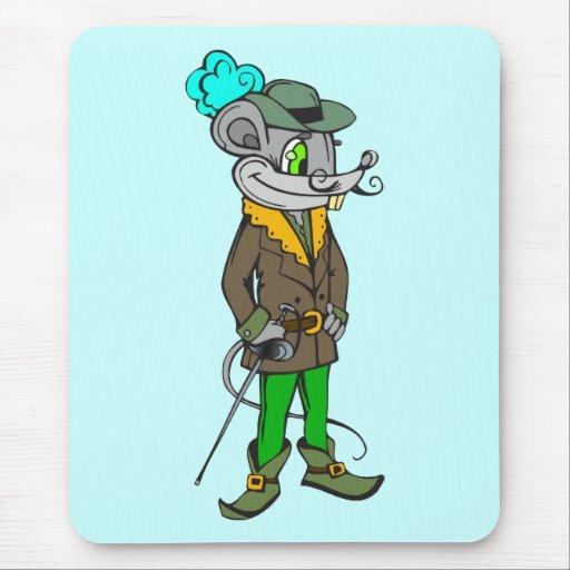 En el ratón de la capilla tapetes de raton
