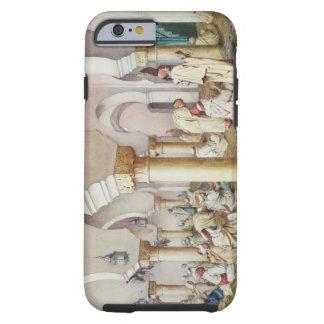 En el rezo en la mezquita, 1884 funda para iPhone 6 tough