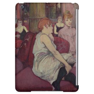 En el salón en el DES Moulins de la ruda, 1894