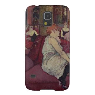 En el salón en el DES Moulins de la ruda, 1894 Fundas Para Galaxy S5