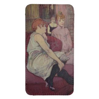 En el salón en el DES Moulins de la ruda, 1894 Funda Para Galaxy S4