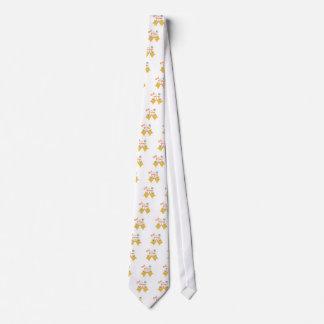 En el vagabundeo corbata personalizada
