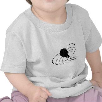 En el vagabundeo camisetas