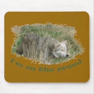 En el vagabundeo tapetes de raton