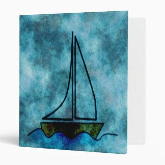 """En el velero tempestuoso de los mares carpeta 1"""""""