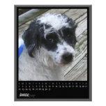 en enero de 2012 calendario tarjetones