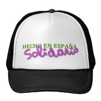 EN ESPAÑA DE HECHO GORRAS
