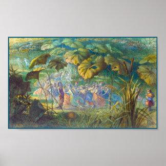 En Fairyland: Una danza Elfin Poster