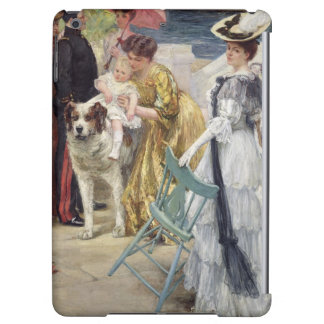 En Famille Cover For iPad Air