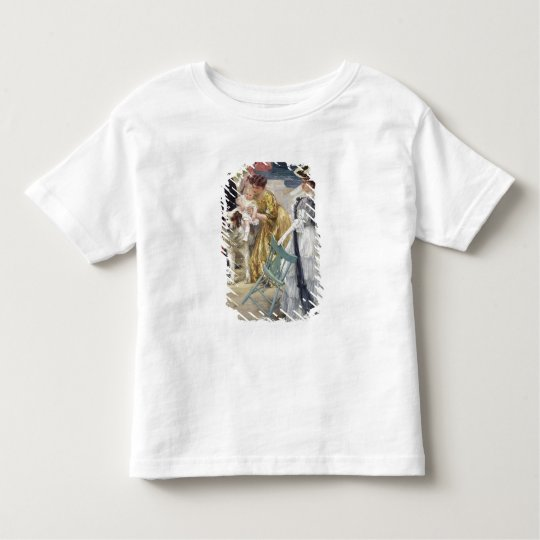 En Famille Toddler T-shirt