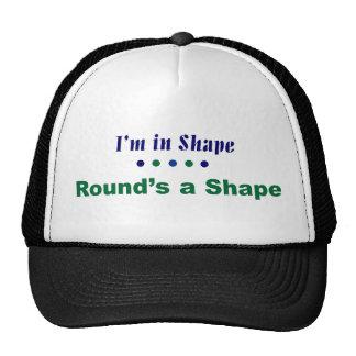 En forma gorra