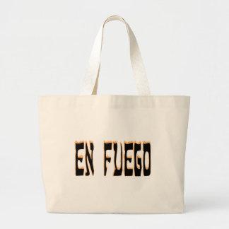 En Fuego (on fire) Bag