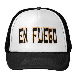 En Fuego (on fire) Trucker Hat