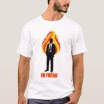 En Fuego Playera