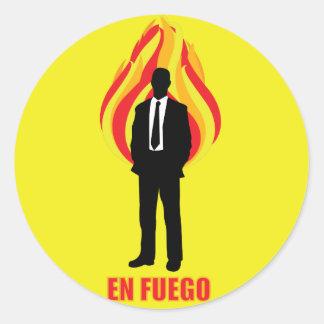 En Fuego Stickers