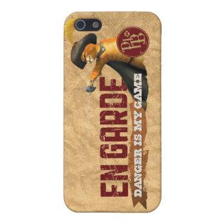 En Garde Case For iPhone SE/5/5s